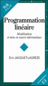 Livre Programmation Linéaire